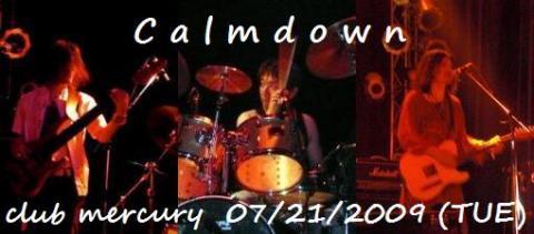 Calmdown Live!